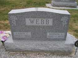 WEBB, VERNON - Allen County, Ohio | VERNON WEBB - Ohio Gravestone Photos