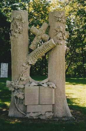 WERNER, JACOB - Allen County, Ohio | JACOB WERNER - Ohio Gravestone Photos