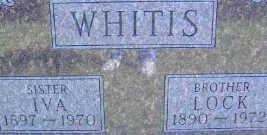 WHITIS, LOCK - Allen County, Ohio | LOCK WHITIS - Ohio Gravestone Photos