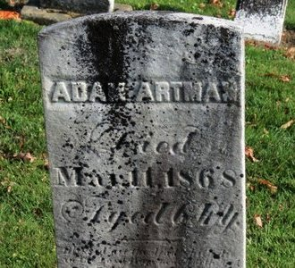 ARTMAN, ADAM - Ashland County, Ohio | ADAM ARTMAN - Ohio Gravestone Photos