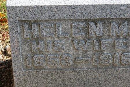 BARNHILL, HELEN M. - Ashland County, Ohio   HELEN M. BARNHILL - Ohio Gravestone Photos