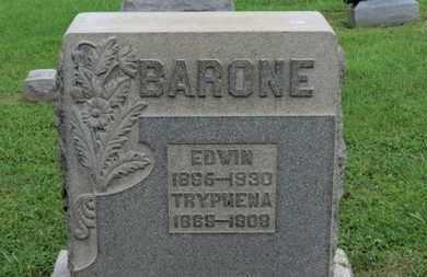 BARONE, EDWIN - Ashland County, Ohio | EDWIN BARONE - Ohio Gravestone Photos