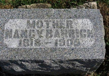 BARRICK, NANCY - Ashland County, Ohio | NANCY BARRICK - Ohio Gravestone Photos