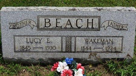 BEACH, LUCY E. - Ashland County, Ohio | LUCY E. BEACH - Ohio Gravestone Photos