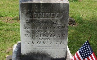 BEACH, LORINDA - Ashland County, Ohio | LORINDA BEACH - Ohio Gravestone Photos