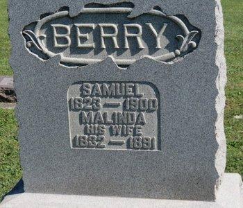 BERRY, SAMUEL - Ashland County, Ohio | SAMUEL BERRY - Ohio Gravestone Photos
