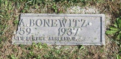 BONEWITZ, ELIZA - Ashland County, Ohio | ELIZA BONEWITZ - Ohio Gravestone Photos