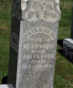 BOWERS, ELIZABETH - Ashland County, Ohio | ELIZABETH BOWERS - Ohio Gravestone Photos
