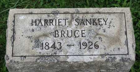 BRUCE, HARRIET - Ashland County, Ohio | HARRIET BRUCE - Ohio Gravestone Photos