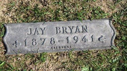 BRYAN, JAY - Ashland County, Ohio   JAY BRYAN - Ohio Gravestone Photos