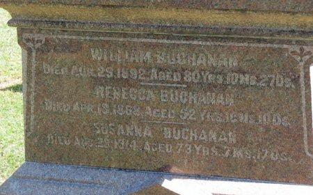 BUCHANAN, WILLIAM - Ashland County, Ohio | WILLIAM BUCHANAN - Ohio Gravestone Photos