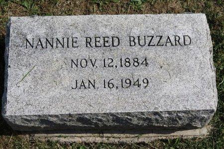 BUZZARD, NANNIE - Ashland County, Ohio | NANNIE BUZZARD - Ohio Gravestone Photos