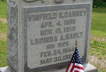 CARNEY, WINFIELD S. - Ashland County, Ohio   WINFIELD S. CARNEY - Ohio Gravestone Photos