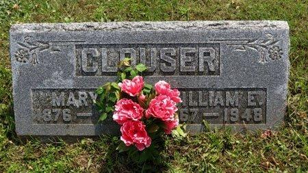 CLOUSER, MARY ANN - Ashland County, Ohio | MARY ANN CLOUSER - Ohio Gravestone Photos