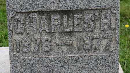 CRUMRINE, CHARLES B. - Ashland County, Ohio | CHARLES B. CRUMRINE - Ohio Gravestone Photos