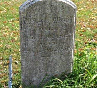 CURRY, JOSEPH - Ashland County, Ohio   JOSEPH CURRY - Ohio Gravestone Photos
