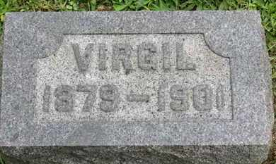 DEMOSS, VIRGIL - Ashland County, Ohio | VIRGIL DEMOSS - Ohio Gravestone Photos