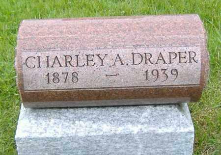 DRAPER, CHARLEY A. - Ashland County, Ohio | CHARLEY A. DRAPER - Ohio Gravestone Photos