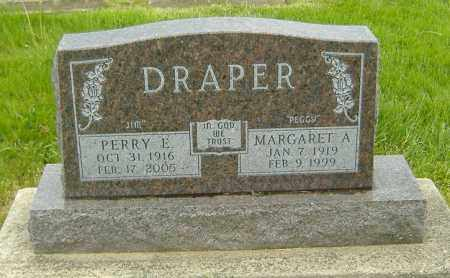 "DRAPER, PERRY E. ""JIM"" - Ashland County, Ohio 
