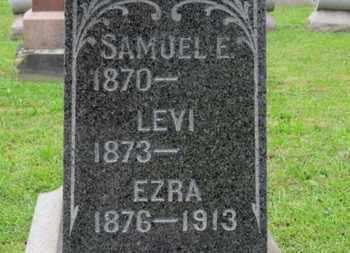 FARNSWORTH, LEVI - Ashland County, Ohio | LEVI FARNSWORTH - Ohio Gravestone Photos