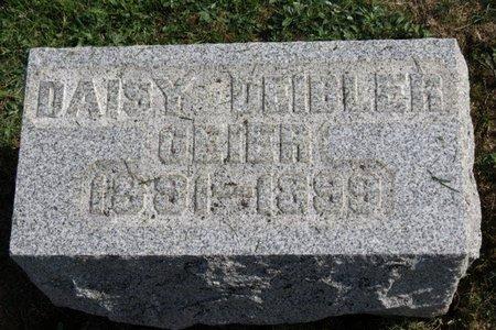 DEIBLER GEIER, DAISY - Ashland County, Ohio   DAISY DEIBLER GEIER - Ohio Gravestone Photos