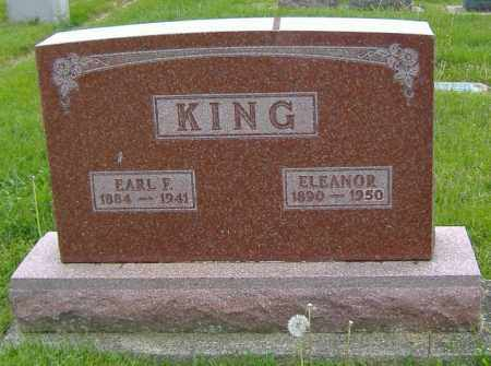 KING, EARL FREMONT - Ashland County, Ohio | EARL FREMONT KING - Ohio Gravestone Photos