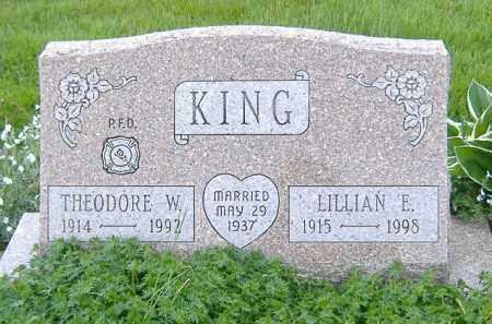 KING, LILLIAN ERNESTINE - Ashland County, Ohio | LILLIAN ERNESTINE KING - Ohio Gravestone Photos