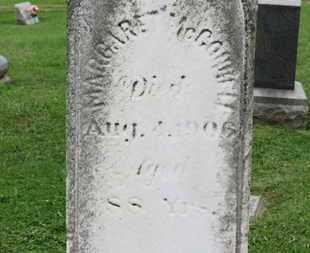 MCCONNELL, MARGARET - Ashland County, Ohio   MARGARET MCCONNELL - Ohio Gravestone Photos