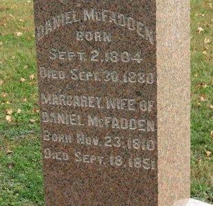 MCFADDEN, MARGAREY - Ashland County, Ohio | MARGAREY MCFADDEN - Ohio Gravestone Photos