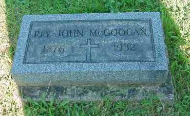 MCGOOGAN, JOHN PATRICK - Ashland County, Ohio | JOHN PATRICK MCGOOGAN - Ohio Gravestone Photos