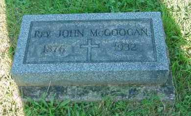 MCGOOGAN, JOHN PATRICK - Ashland County, Ohio | JOHN PATRICK MCGOOGAN - Ohio Gravestone Photos