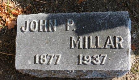 MILLAR, JOHN P. - Ashland County, Ohio | JOHN P. MILLAR - Ohio Gravestone Photos