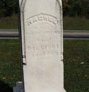 MILLAR, THOMAS - Ashland County, Ohio | THOMAS MILLAR - Ohio Gravestone Photos