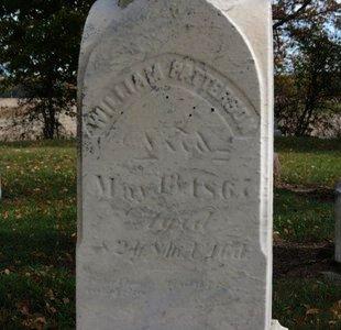 PATTERSON, WILLIAM - Ashland County, Ohio | WILLIAM PATTERSON - Ohio Gravestone Photos