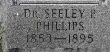 PHILLIPS, SEELEY - Ashland County, Ohio | SEELEY PHILLIPS - Ohio Gravestone Photos