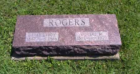 ROGERS, DOLLIE - Ashland County, Ohio | DOLLIE ROGERS - Ohio Gravestone Photos