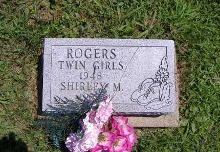 ROGERS, TWIN GIRLS - Ashland County, Ohio | TWIN GIRLS ROGERS - Ohio Gravestone Photos