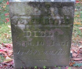 ROTES, PETER - Ashland County, Ohio   PETER ROTES - Ohio Gravestone Photos
