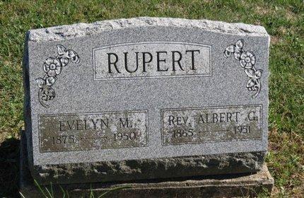 RUPERT, ALBERT G. - Ashland County, Ohio   ALBERT G. RUPERT - Ohio Gravestone Photos