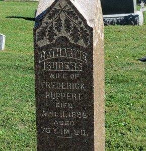 RUPPERT, FREDERICK - Ashland County, Ohio   FREDERICK RUPPERT - Ohio Gravestone Photos