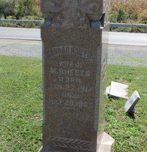 SHEETS, HANNAH - Ashland County, Ohio | HANNAH SHEETS - Ohio Gravestone Photos