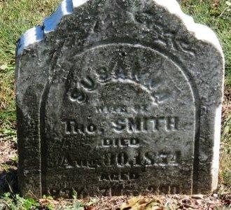 SMITH, THO. - Ashland County, Ohio   THO. SMITH - Ohio Gravestone Photos