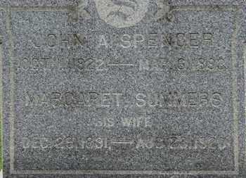 SPENCER, MARGARET - Ashland County, Ohio | MARGARET SPENCER - Ohio Gravestone Photos