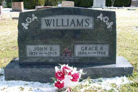 WILLIAMS, GRACE BELL - Ashland County, Ohio | GRACE BELL WILLIAMS - Ohio Gravestone Photos