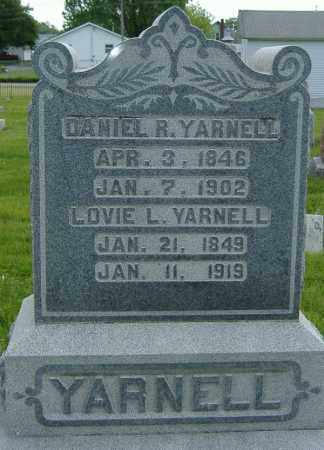 "GLADDEN YARNELL, LOVEZILLA L. ""LOVIE"" - Ashland County, Ohio 