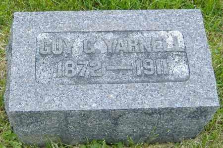 YARNELL, GUY GAYLORD - Ashland County, Ohio   GUY GAYLORD YARNELL - Ohio Gravestone Photos