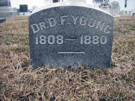 YOUNG, DAVID - Ashland County, Ohio | DAVID YOUNG - Ohio Gravestone Photos