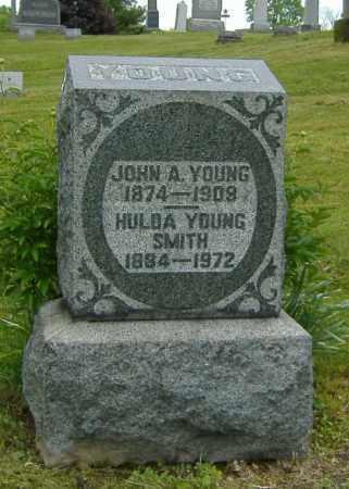 YOUNG, JOHN A. - Ashland County, Ohio | JOHN A. YOUNG - Ohio Gravestone Photos