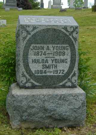 SMITH, HULDA - Ashland County, Ohio | HULDA SMITH - Ohio Gravestone Photos