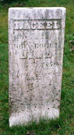 BOGUE, RACHEL - Ashtabula County, Ohio | RACHEL BOGUE - Ohio Gravestone Photos